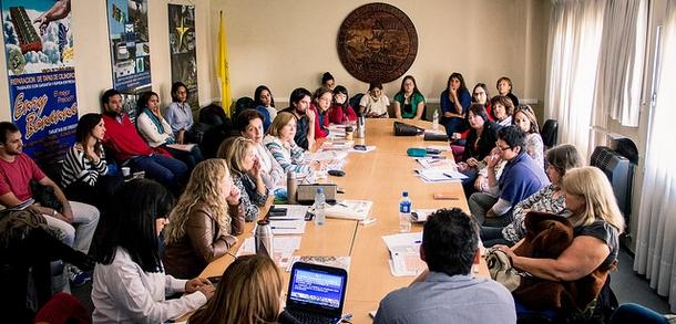 Se realizaron las III Jornadas de Extensión del Mercosur