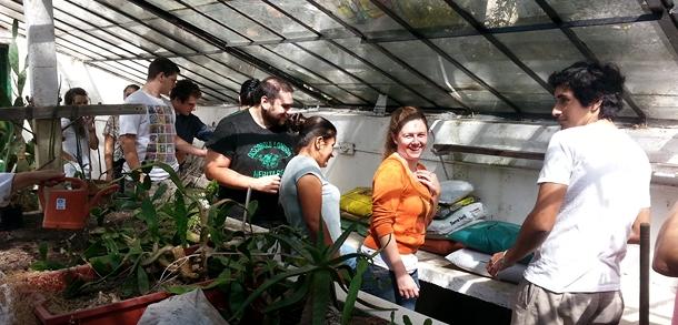 Comenzaron los Cursos de Jardinería y de Planificación y mantenimiento de espacios verdes domiciliarios