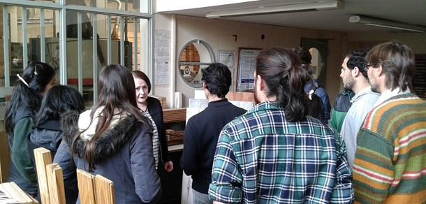 Viaje de Estudios del Curso de Xilotecnología