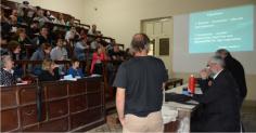Charla sobre el Convenio Colectivo de Trabajo (CCT)en la Universidad