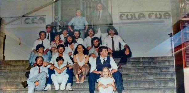 Encuentro de la Promoción de Ingeniería Forestal 1985