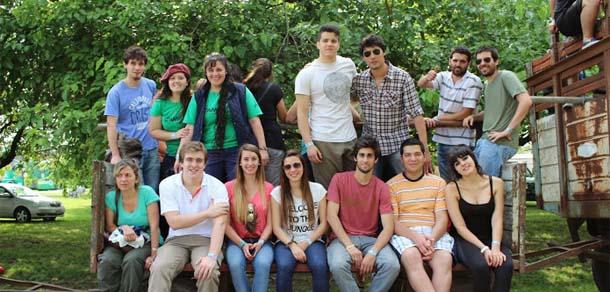 Estudiantes viajaron al INTA de Rafaela