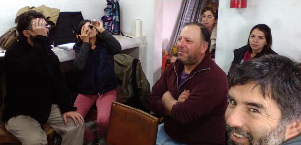 Jornada de capacitación con productores familiares de Cañuelas