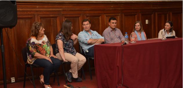 1ª Jornada sobre Pequeños Rumiantes y Camélidos Sudamericanos de la Facultad
