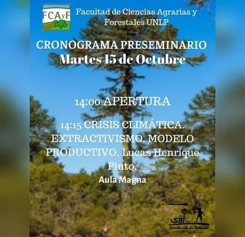 IV Seminario de Bosque Nativo