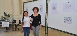 Exposición de los trabajos finales del curso de Extensión