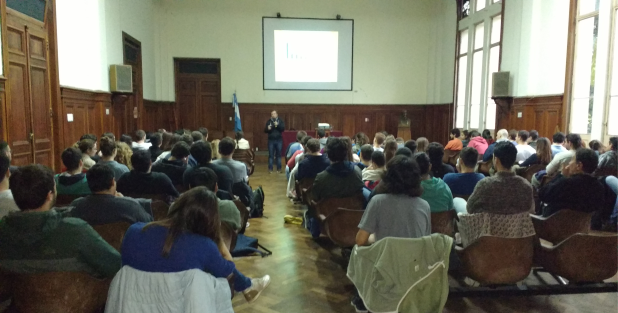 2° Taller de Intercambio  sobre Experiencias Agroecológicas en Región Pampeana