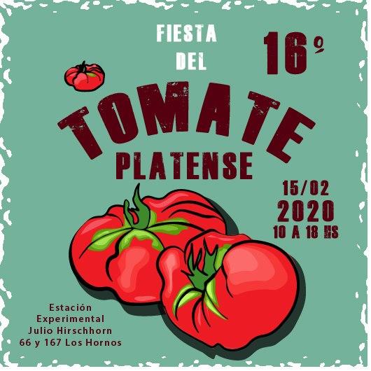 16° Fiesta del tomate platense