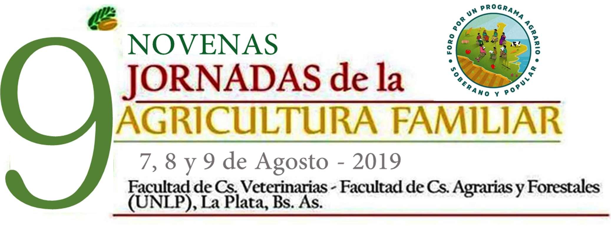 9nas Jornadas de la Agricultura Familiar