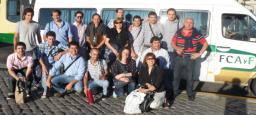 Estudiantes y docentes participación en el 37° Congreso Argentino de Producción Animal.