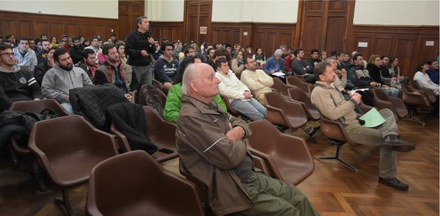 Taller de Intercambio sobre experiencias Agroecológicas en sistemas extensivos