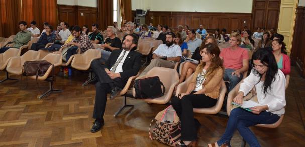 2do. Encuentro de Sanidad Forestal de la Facultad de Ciencias Agrarias y Forestales
