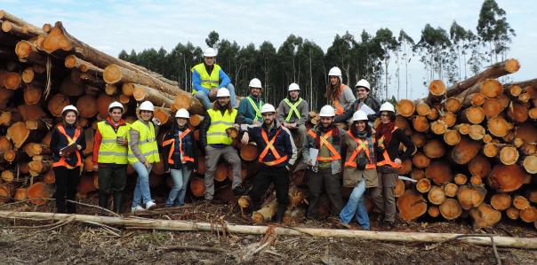 Ingeniería Forestal. Viaje integrador de los cursos del eje tecnológico de la carrera.