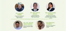 Charla: La educación forestal universitaria argentina. Presente y perspectivas futuras