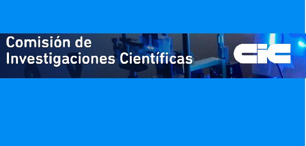 Convocatorias de la Comisión de Investigaciones Científicas de la Provincia de Buenos Aires