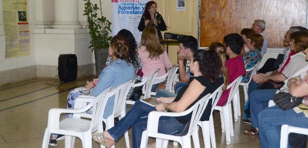 6º encuentro del Proyecto de Extensión HACIENDO ALIMENTOS DE CALIDAD