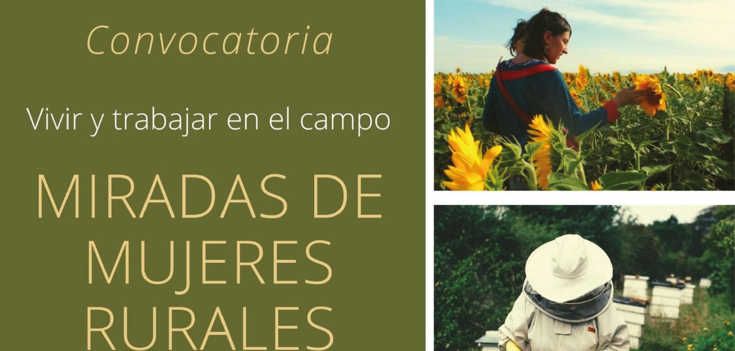 Convocatoria en el marco del Día internacional de las Mujeres Rurales