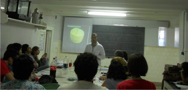 """Curso  """"Introducción a la Elaboración de quesos"""