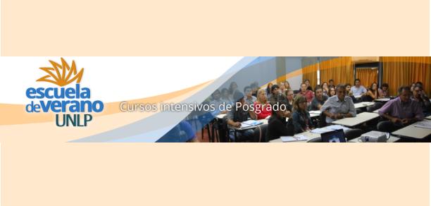 Convocatoria presentación de cursos 2017 VI Escuela de Verano de la UNLP