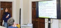 Docente del Curso de Horticultura y Floricultura participa en el Proyecto Internacional RUC-APS