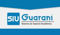 Actualización datos censales de los estudiantes en el SIU GUARANI