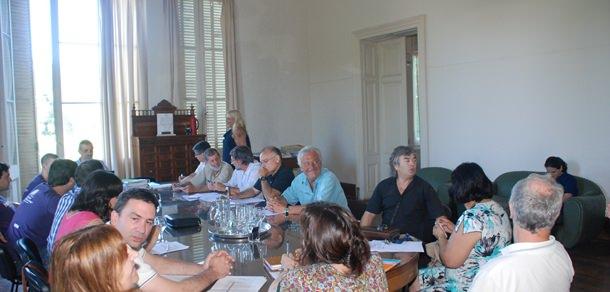 Se reunió el Consejo Directivo