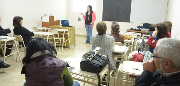 Nuevamente comenzaron las actividades del Programa Egreso en la Facultad