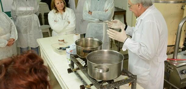 Curso de elaboración de dulce de leche artesanal
