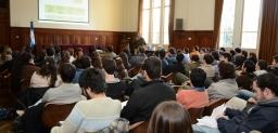El Ing. Delucis dictó una Conferencia sobre Certificación de Frutas para exportación