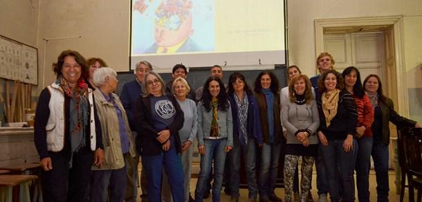 Curso de Extensión sobre Enfermedades y plagas de la Huerta, Jardines y balcones