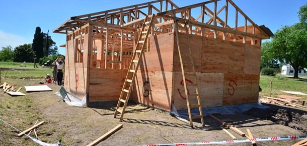 Nueva construcción en madera de alta prestación