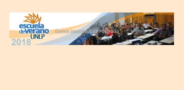 Convocatoria a presentación de Cursos para VII Escuela de Verano de la UNLP