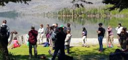 Escuela de verano internacional en la Patagonia