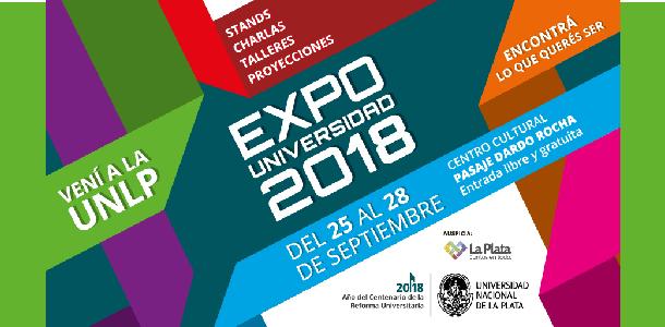 Convocatoria para Beca de Experiencia Laboral para Expo Universidad