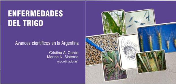 """Jornada de presentación  del libro: """"Enfermedades del trigo. Avances científicos en la Argentina"""""""