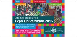 Beca de Experiencia Laboral para Expo Universidad