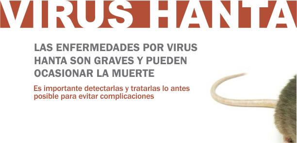 Acciones preventivas de Hantavirus