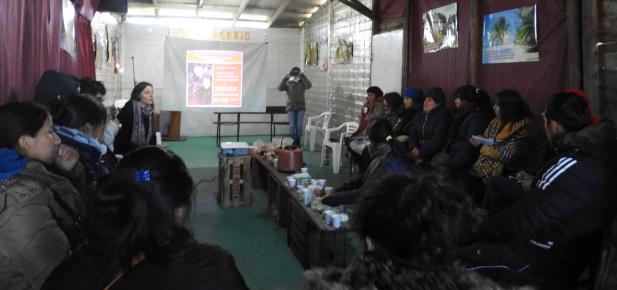 Primer encuentro: Biodiversidad para la transición agroecológica