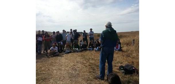 Viaje de los estudiantes a Balcarce