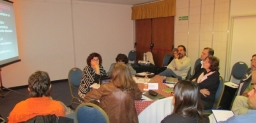 Docentes de la Facultad participaron del Workshop de la Red Runbo con investigadores canadienses