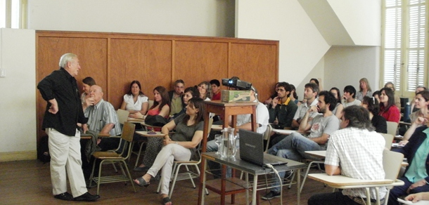 Primer Encuentro en Sanidad Forestal en la FCAyF