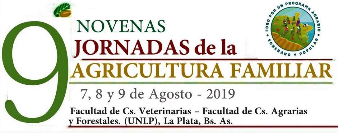 9° Jornadas de la Agricultura Familiar