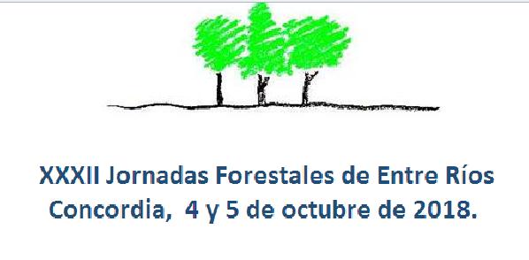 XXXII Jornadas Forestales de Entre Ríos