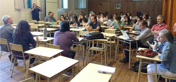 Se realizó el Seminario Co-Gestión del Parque Nacional Lanín
