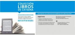 Convocatoria 2014 de la Colección Libros de Cátedra de la UNLP