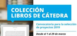 Colección libros de cátedra