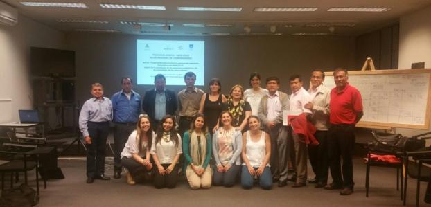 Taller Regional de Coordinadores del Programa MARCA