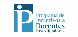 Programa de Incentivos Convocatoria de Categorización 2014
