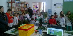 Charla en Escuela Primaria de Brandsen