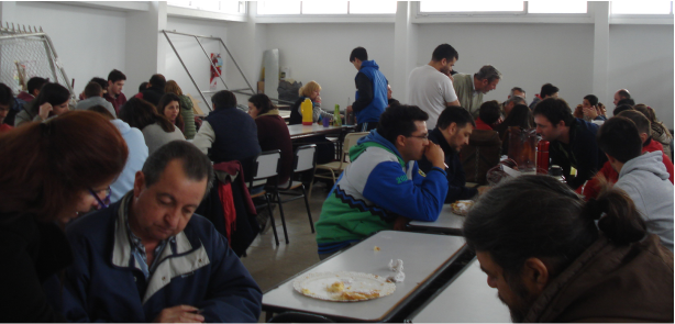 Proyecto de Extensión: Haciendo Alimentos de Calidad